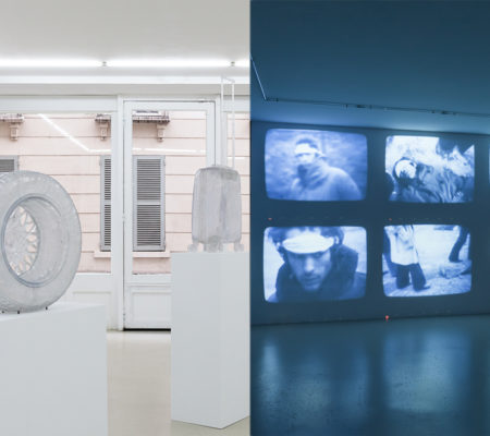 Matthew Darbyshire / Ange Leccia