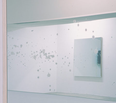 Philippe Meste, Miroir, 2003
