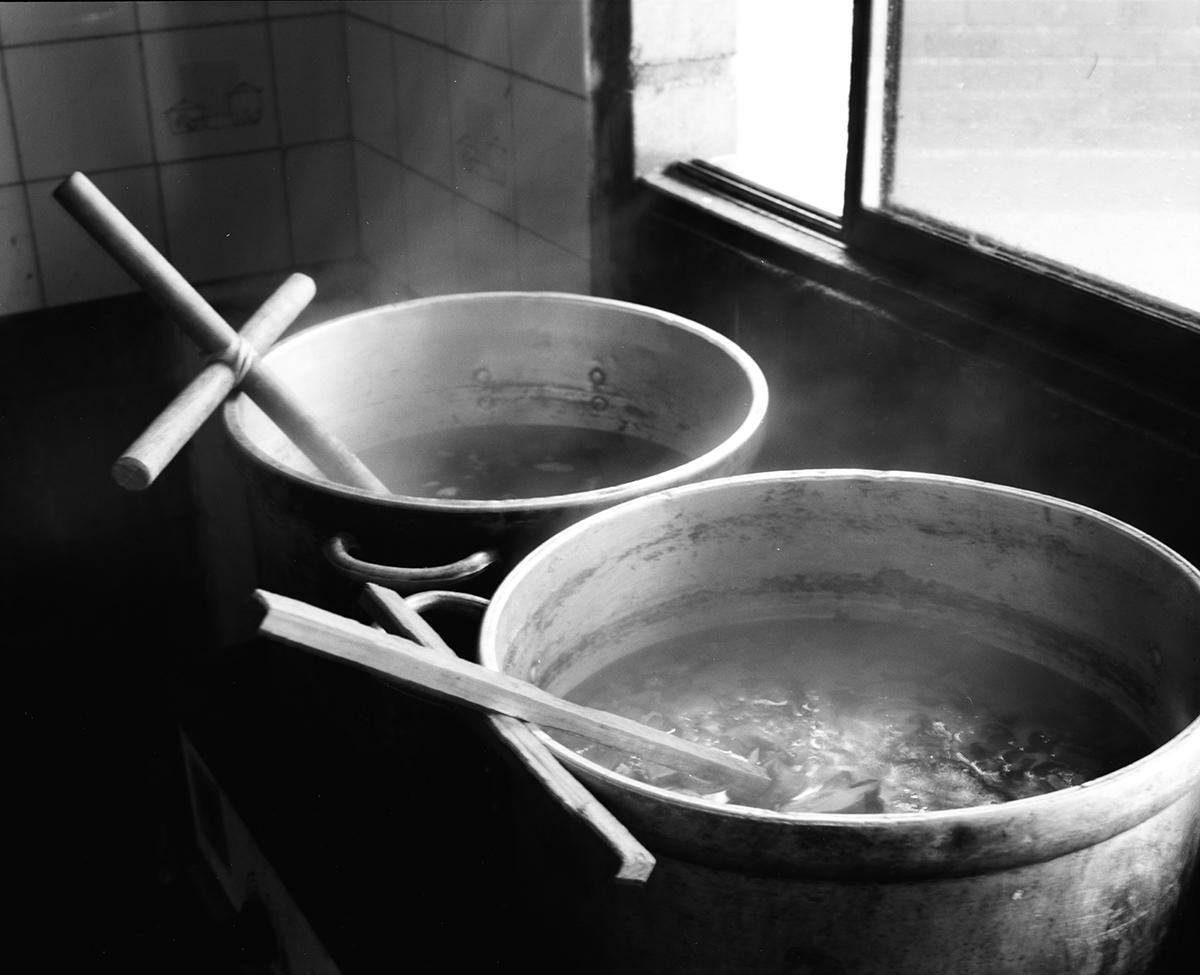 Louidgi Beltrame, El remedio cocinandose