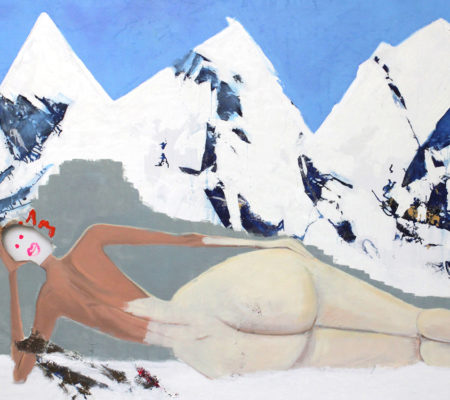 "Madeleine Roger-Lacan, ""La Femme Montagne"""