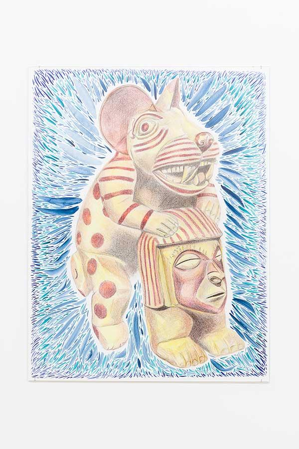 Louidgi Beltrame, El jaguar y el Hombre