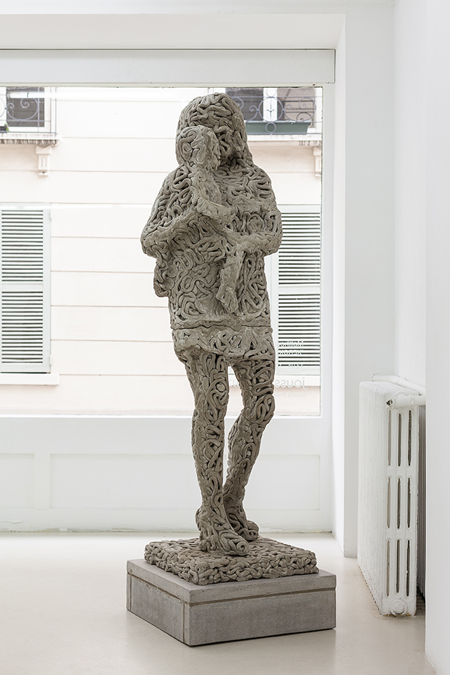 matthew_darbyshire_xerox_No_13_Mother_and_child
