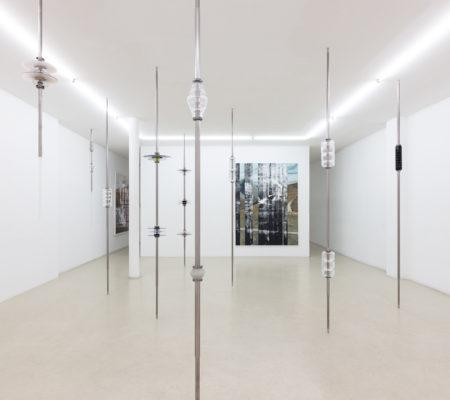 DIPOLAR (Jennifer Caubet, Eva Nielsen), 18.05 - 20.07. 2019 - Galerie Jousse Entreprise