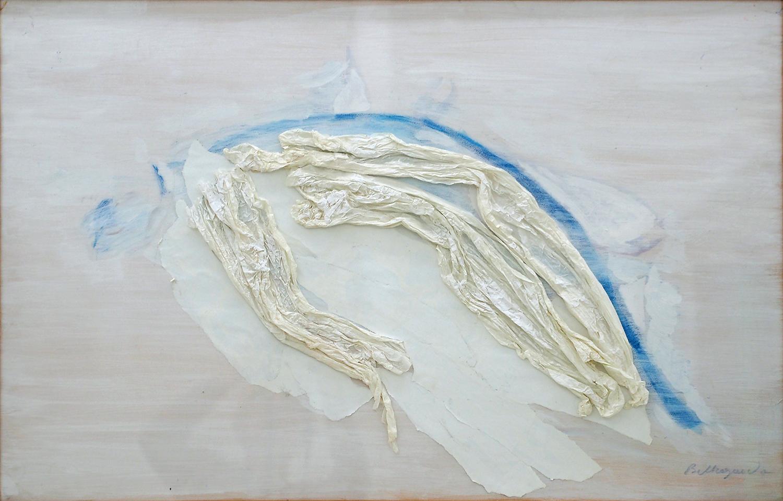 957.papier-froissé-gouache-sur-papier
