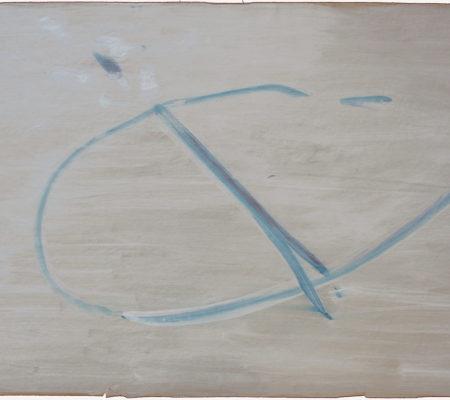1956 gouache sur papier - 64 x 100 cm