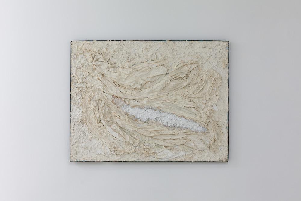 1957.gouache-papier-froissé-sur-toile.80x1055