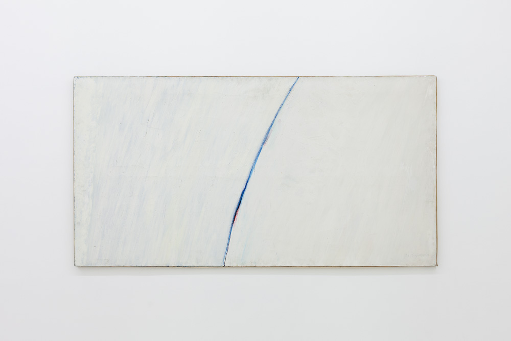ligne bleue