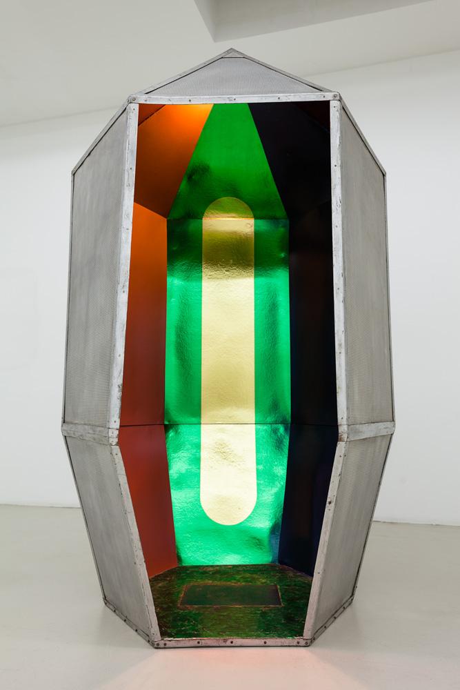 Claude Bellegarde, cabine psycolor