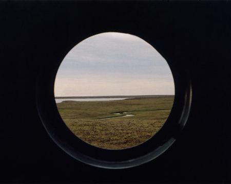 "Ariane Michel, ""72°26'37''/107°15'54''"", 2010, photographie, tirage argentique couleur"