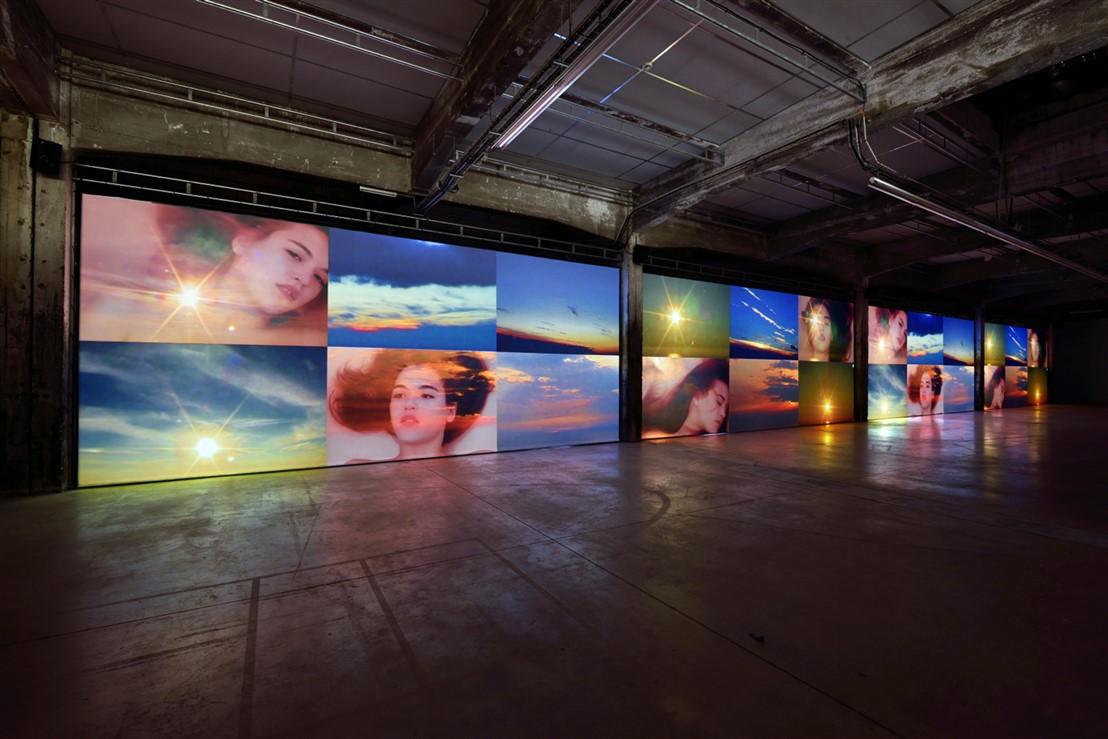 Vue de La mer allée avec le soleil, Hab Galerie, Le Voyage à Nantes 2016_web (1)
