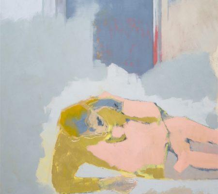 Simon Martin, Atelier III, 2018, huile sur toile, 195 x 130 cm_v2_web