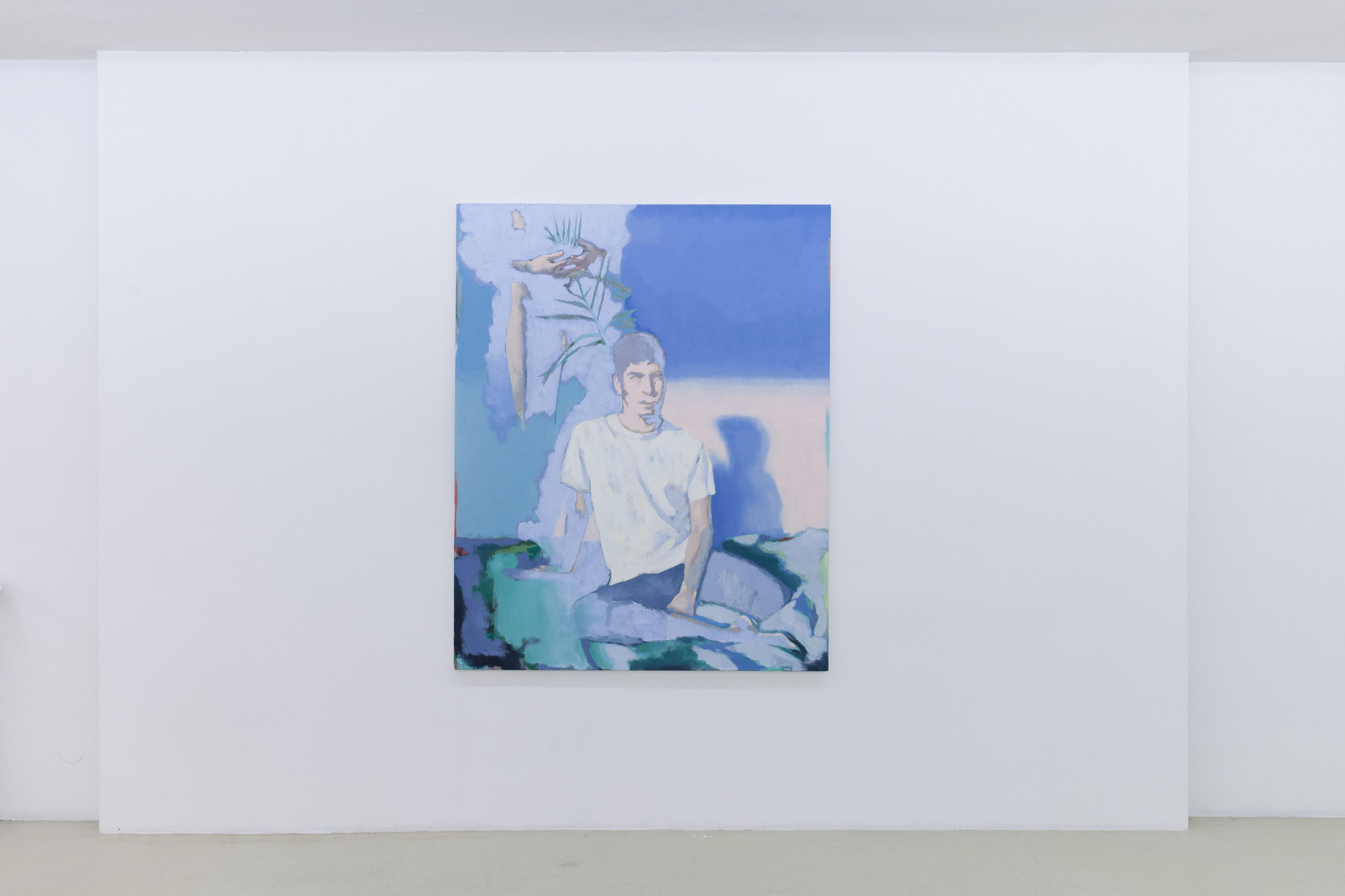 Simon Martin_14h sur le lit_2020_GalerieJousseEntreprise_photo Julie Coulon_web2