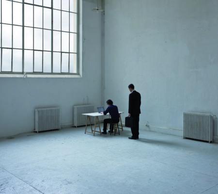 """Martin Le Chevallier, """"L'audit"""", processus de consulting - galerie Jousse Entreprise"""