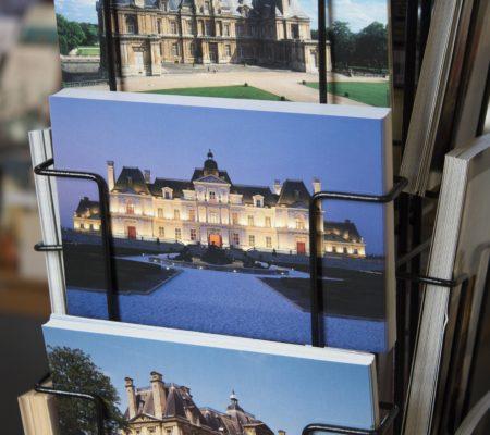 """Martin Le Chevallier, """"Zhang-Laffitte"""", 2014, édition et intervention in situ au château de Maisons-Laffitte - galerie Jousse Entreprise"""