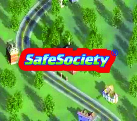 """Martin Le Chevallier, """"Safe Society"""", 2003, vidéo, 2' - galerie Jousse Entreprise"""