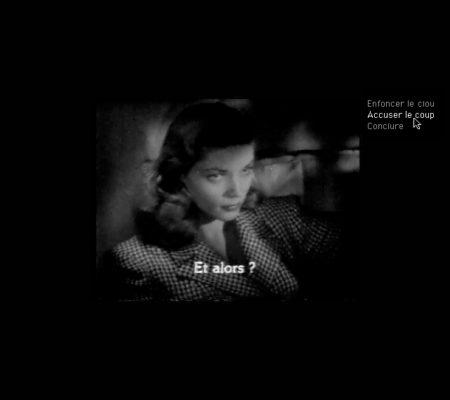 """Martin Le Chevallier, """"Flirt 1.0"""", 2000, jeu de séduction - galerie Jousse Entreprise"""