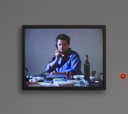 """Martin Le Chevallier, """"Oblomov"""", 2001, vidéo interactive - galerie Jousse Entreprise"""