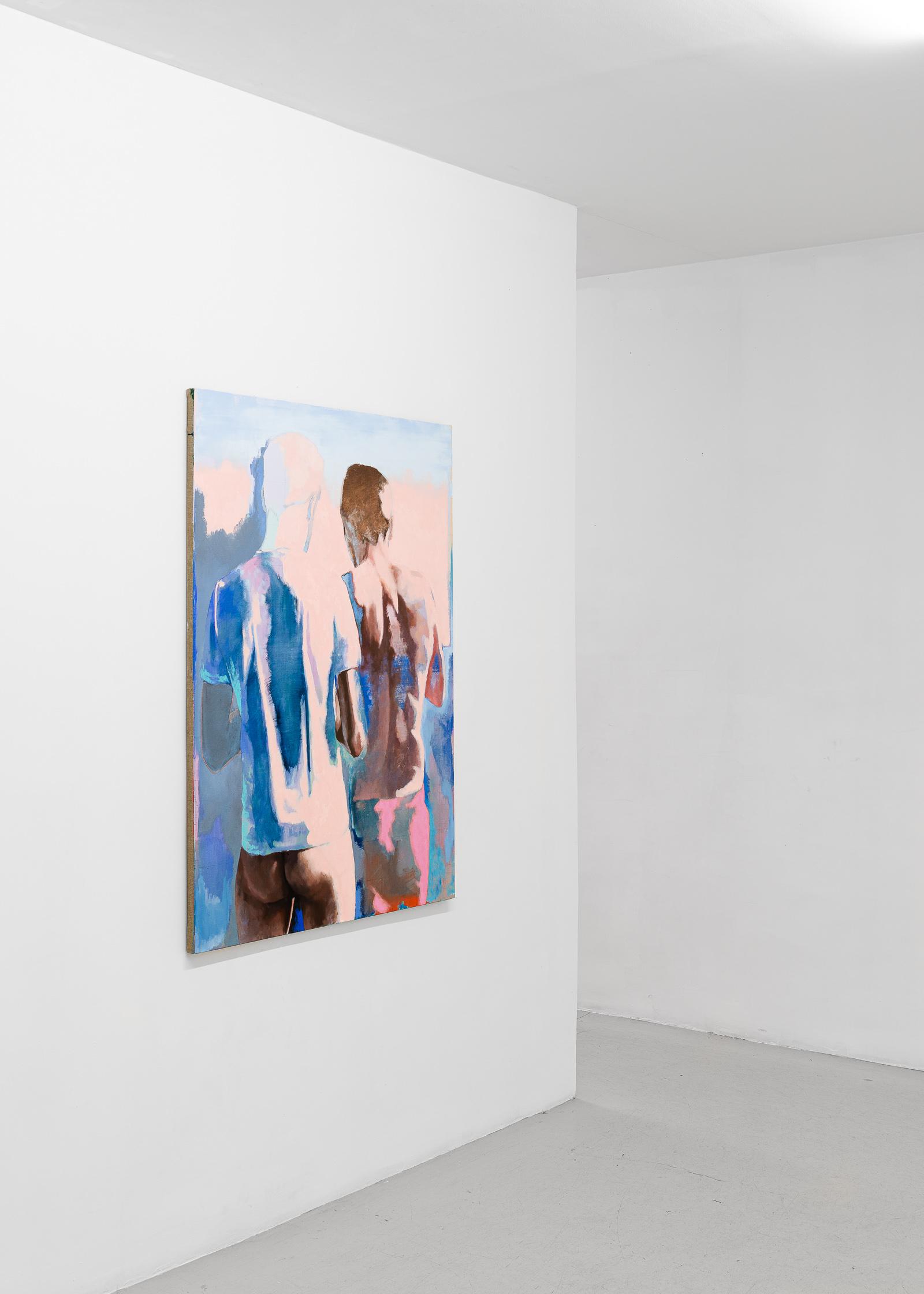 Simon Martin_14h sur le lit_2020_GalerieJousseEntreprise_photo Grégory Copitet_web_1