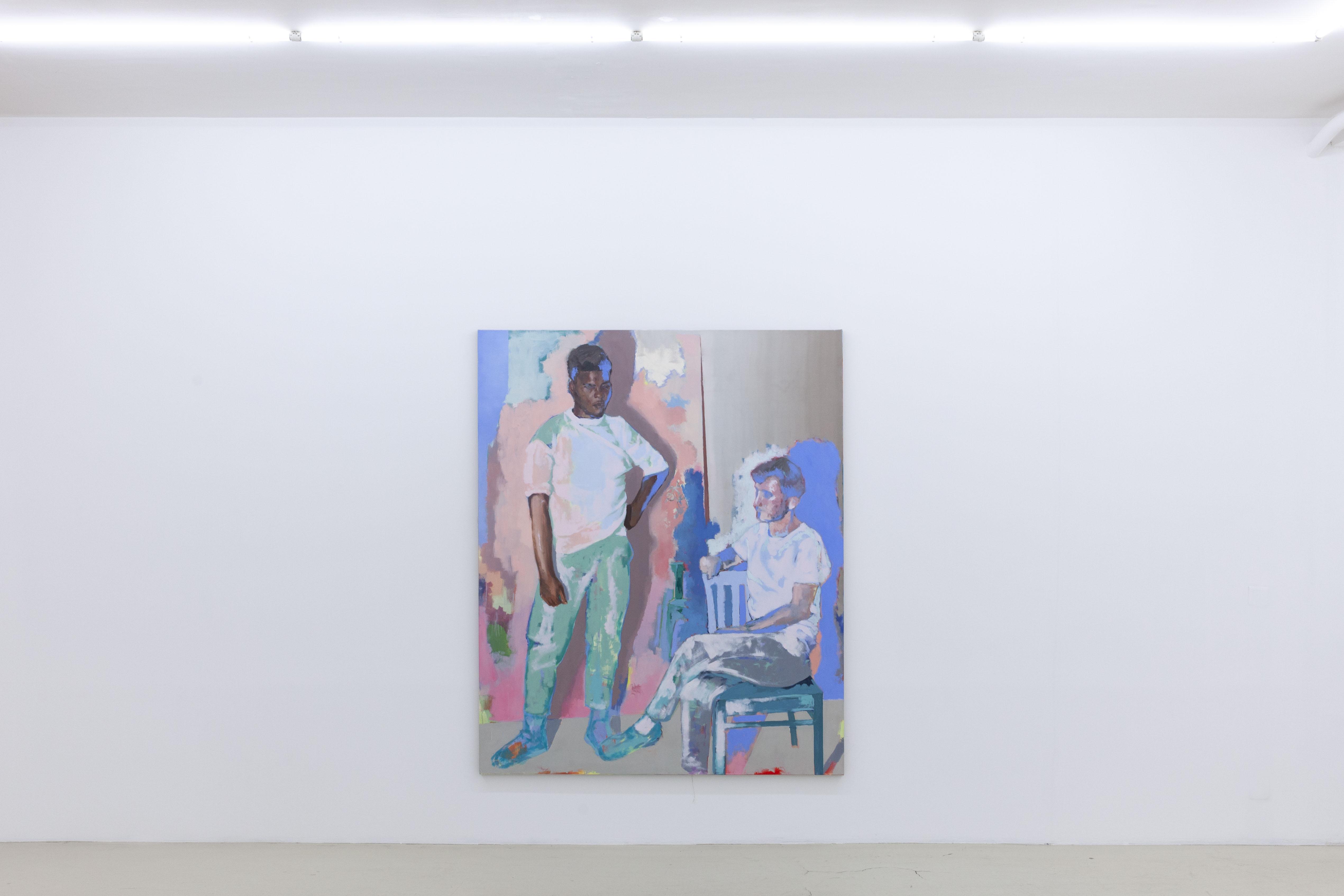Simon Martin_14h sur le lit_2020_GalerieJousseEntreprise_photo Julie Coulon_web12