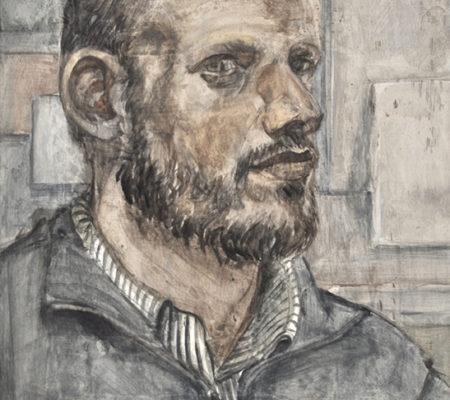 Kais Bakri, 2018, 30 x 23.5 cm, wood_web