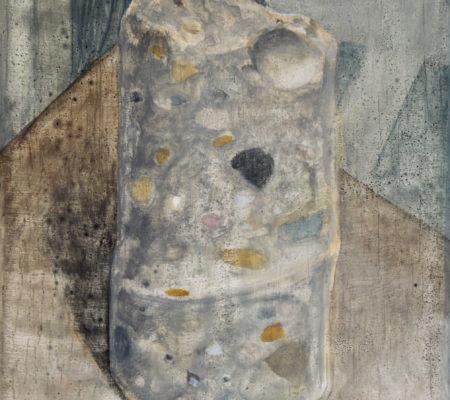 Le pouvoir et ses petites perversités, 2018,17 x 22 cm, huile sur toile_web