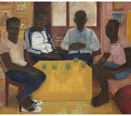 Voisinage, Levanda 1, 2020, oil on canvas, 114x146 cm_web