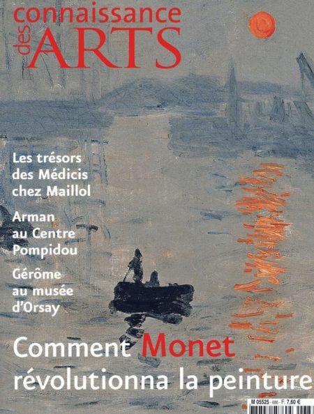 Connaissance des arts-septembre 2010-Pierre Paulin