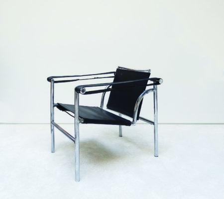 lecorbusier_perriand_jeanneret_fauteuil B301_cuir