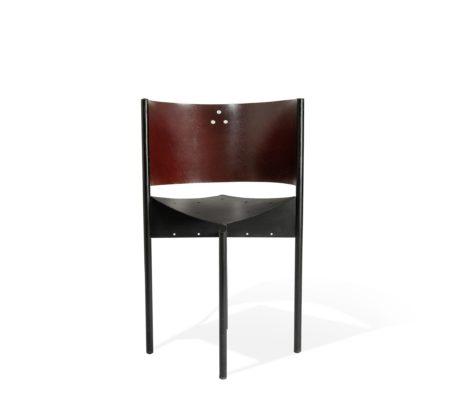45 Prototype chaise Café Mystique 1988 (bois 2)